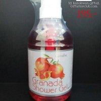 กิฟฟารีน เจลอาบน้ำ ทับทิม Granada Shower Gel สารสกัดจากทับทิม เติมความสดใสให้กับผิว