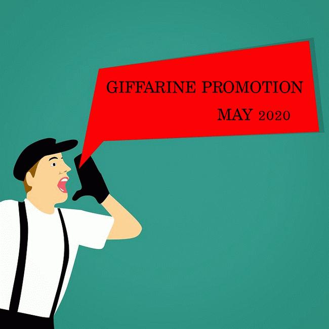 โปรโมชั่น พค. 63,giffarine promotion May 2020,กิฟฟารีน โปรเดือน พค. 63,กิฟฟารีน โปร พค.63
